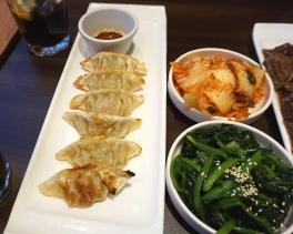 Starter: Dumplings