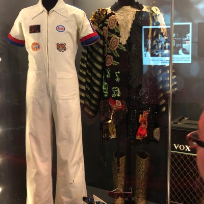 Stage Costumes of The Who and Elton John