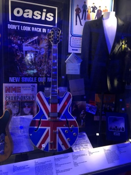 Brit Pop display