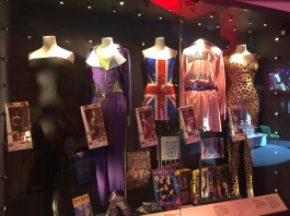 Spice Girls BRITs outfit